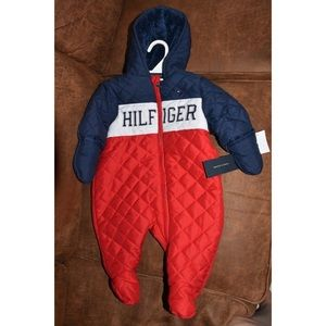 NWT Tommy Hilfiger Pramsuit